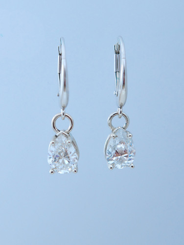 frank 2ct earrings